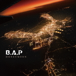B.A.P/HONEYMOON(通常盤)