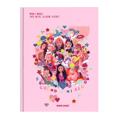 WEKI MEKI/2ND MINI ALBUM : LUCKY (MEKI VER)(輸入盤)