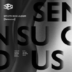 SF9/5TH MINI ALBUM : SENSUOUS (HIDDEN EMOTION VER.)(輸入盤)