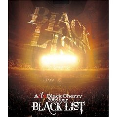 Acid Black Cherry/2008 tour BLACK LIST(Blu-ray Disc)