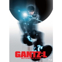舞台 「GANTZ:L」 -ACT&ACTION STAGE-(Blu-ray Disc)