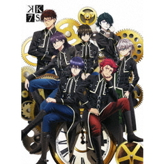 K SEVEN STORIES Blu-ray BOX SIDE:ONE <期間限定版><セブンネット限定特典B2布ポスター付き>(Blu-ray Disc)