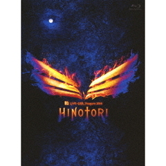 B'z/B'z LIVE-GYM Pleasure 2018 -HINOTORI-(Blu-ray)