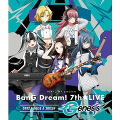 TOKYO MX presents 「BanG Dream! 7th☆LIVE」 DAY 2:RAISE A SUILEN 「Genesis」(Blu-ray)
