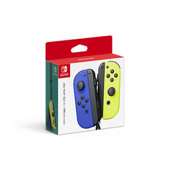 Nintendo Switch Joy-Con(L) ブルー/(R) ネオンイエロー