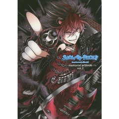 SHOW BY ROCK!!memorial artbook Gonna be a music millionaire! vol.2