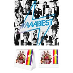 #AAABEST(CD only)+セブンネット限定卓上カレンダー