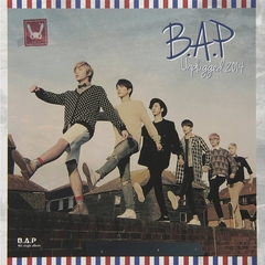 B.A.P/4TH SINGLE : B.A.P UNPLUGGED(輸入盤)