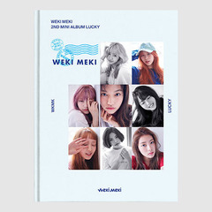 WEKI MEKI/2ND MINI ALBUM : LUCKY (LUCKY VER)(輸入盤)