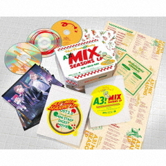 A3! MIX SEASONS LP【SPECIAL EDITION】