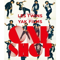 "Les Twins × YAK FILMS ""ONE SHOT""(Blu-ray Disc)"