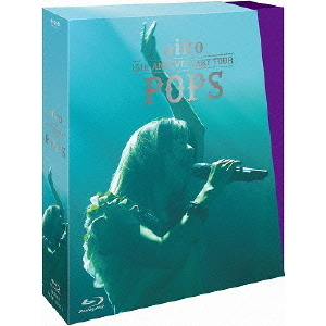 aiko/aiko 15th Anniversary Tour 『POPS』(Blu-ray Disc)