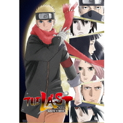 THE LAST -NARUTO THE MOVIE- <通常版>(Blu-ray Disc)