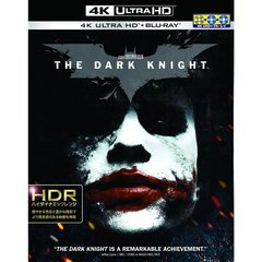 ダークナイト<4K ULTRA HD&ブルーレイセット>[1000701474][Ultra HD Blu-ray]