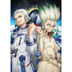 Dr.STONE ドクターストーン Vol.6 Blu-ray <初回生産限定版><セブンネット限定全巻購入特典対象商品>(Blu-ray Disc)