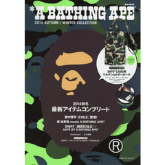 A BATHING APE 2014AUTUMN/WINTER COLLECTION