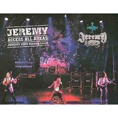 Jeremi Live - Access All Areas : 2004 History Live (輸入盤)
