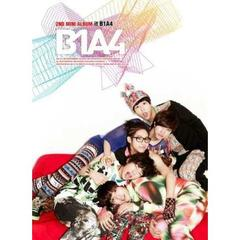 2ND MINI ALBUM:IT B1A4(輸入盤)