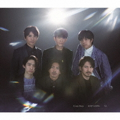 V6/Crazy Rays/KEEP GOING(初回盤A/CD+DVD)(限定特典なし)