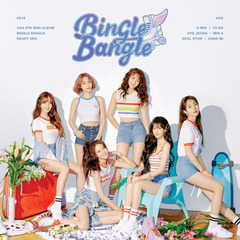AOA/5TH MINI ALBUM : BINGLE BANGLE (READY VER.)(輸入盤)
