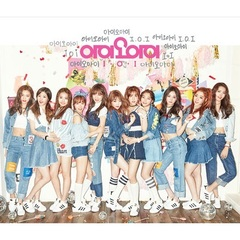 I.O.I/1ST MINI ALBUM : CHRYSALIS (REISSUE)(輸入盤)
