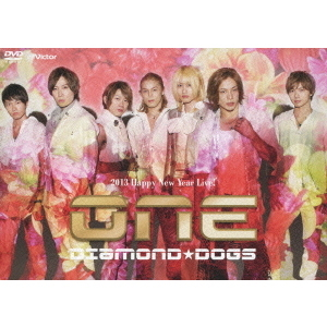 DIAMOND☆DOGS/DIAMOND☆DOGS 2013 Happy New Year Live!「One」