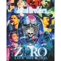 三代目J Soul Brothers/三代目J Soul Brothers LIVE TOUR 2012 「0 ?ZERO?」(Blu?ray Disc)