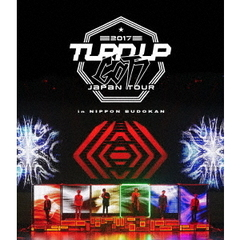 "GOT7/GOT7 Japan Tour 2017 ""TURN UP"" in NIPPON BUDOKAN <DVD 通常盤>"