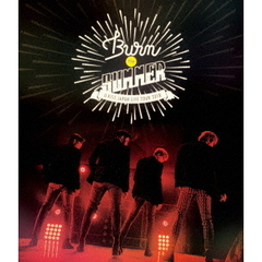 U-KISS/U-KISS JAPAN LIVE TOUR 2018 Burn the SUMMER(Blu-ray)