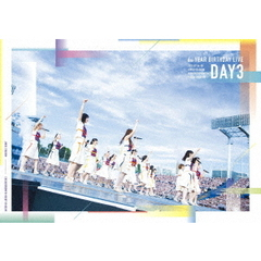 乃木坂46/6th YEAR BIRTHDAY LIVE Day 3 Blu-ray 通常盤(Blu-ray Disc)