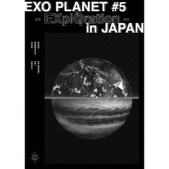EXO/EXO PLANET #5 -EXplOration- in JAPAN(DVD)