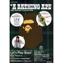 A BATHING APE 09冬COL