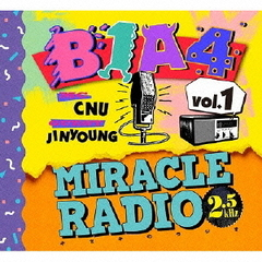 Miracle Radio-2.5kHz-vol.1(完全限定盤)