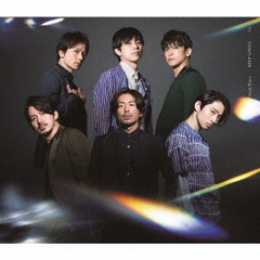 V6/Crazy Rays/KEEP GOING(初回盤B/CD+DVD)(限定特典なし)
