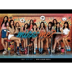 I.O.I/2ND MINI ALBUM : MISS ME? (REISSUE)(輸入盤)