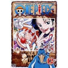 ONE PIECE ワンピース piece.12(DVD)