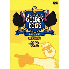 "The World of GOLDEN EGGS ""SEASON 1"" Vol.2"