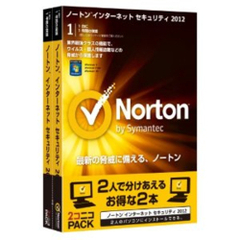 Norton Internet Security 2012 2コニコパック(PCソフト)