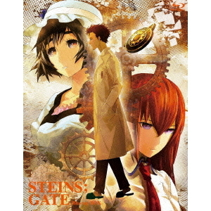STEINS GATE Blu-ray BOX(Blu-ray Disc)
