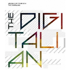 嵐/ARASHI LIVE TOUR 2014 THE DIGITALIAN<Blu-ray 通常盤>(Blu?ray Disc)