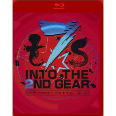 Tokyo 7th シスターズ/t7s 2nd Anniversary Live 16'→30'→34' -INTO THE 2ND GEAR- 初回生産限定版(Blu-ray Disc)