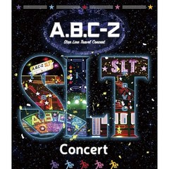 A.B.C-Z Star Line Travel Concert<初回限定盤>(Blu-ray Disc)
