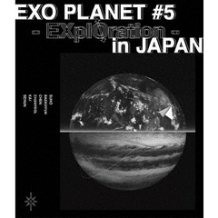 EXO/EXO PLANET #5 -EXplOration- in JAPAN(Blu-ray)