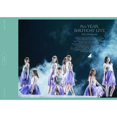 乃木坂46/8th YEAR BIRTHDAY LIVE Day2 DVD 通常盤(DVD)