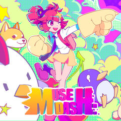 Nintendo Switch Muse Dash限定版