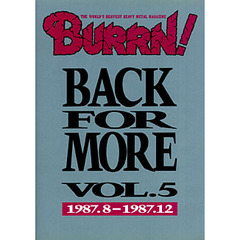 Back for more Vol.5 1987.8-1987.12