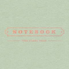 PARK KYUNG (BLOCK B)/1ST MINI ALBUM : NOTEBOOK(輸入盤)