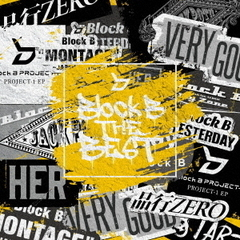 Block B/Block B THE BEST(通常盤)