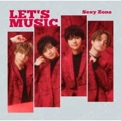 Sexy Zone/LET'S MUSIC(初回限定盤B/CD+DVD)