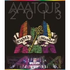 AAA/AAA TOUR 2013 Eighth Wonder <初回限定盤><セブンネット限定特典付き:ポストカード絵柄A>(Blu-ray Disc)